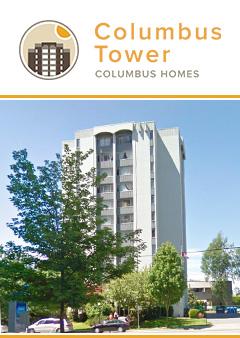 Columbus Tower - Vancouver, British Columbia