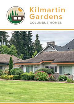 Kilmartin Gardens (formerly Earl Haig) - Maple Ridge, British Columbia